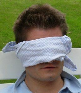 Augenkompresse