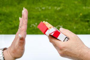 Rauchen, nein danke